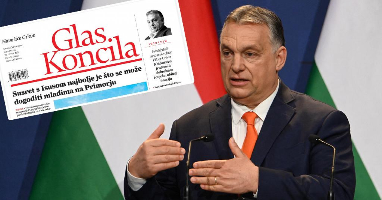 Orban za Glas koncila : Velike muslimanske mase se dovode u Europu. Zrinski bi znao što treba napraviti  O_11459879_1280