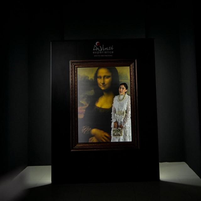 Replika Mona Lise