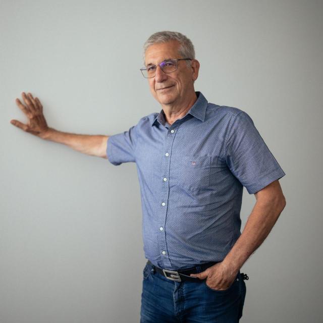 Darko Pervan, vlasnik drvne industrije Bjelin