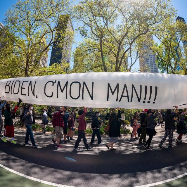 Godišnji marš marihuane u New Yorku