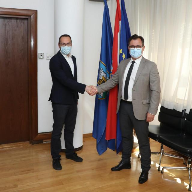 Tomislav Tomašević i Damir Vanđelić