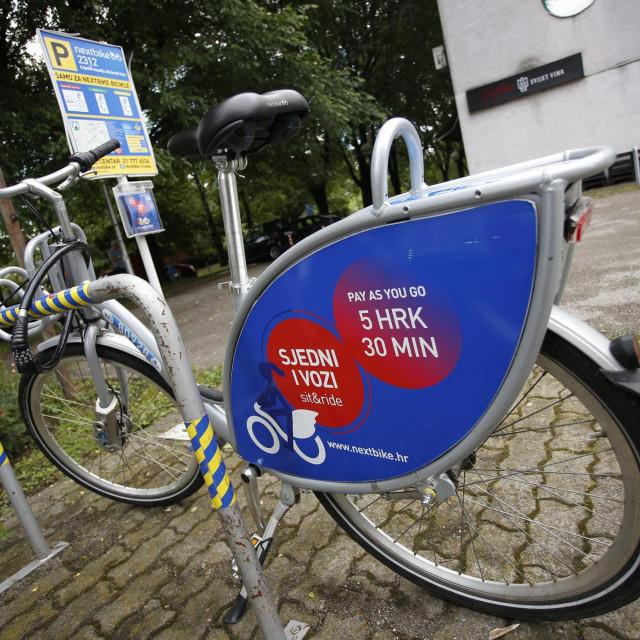 Nextbike parking