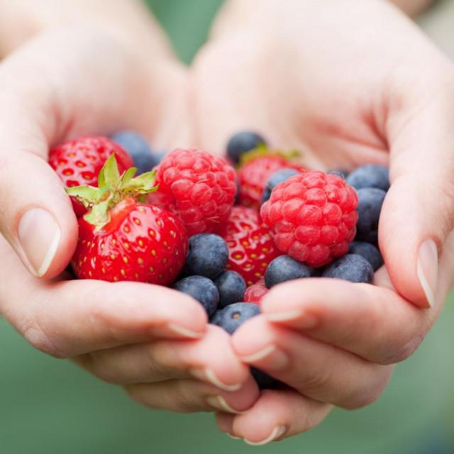 Uključite bobičasto voće u redovitu prehranu!