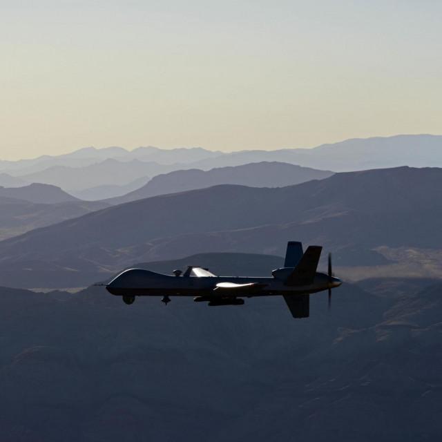 Dron američke vojske MQ-9 Reaper