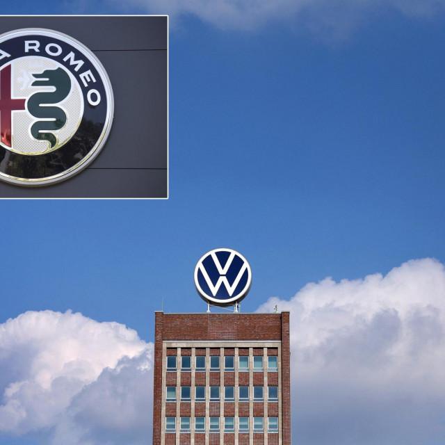 Sjedište Volkswagena u Wolfsburgu