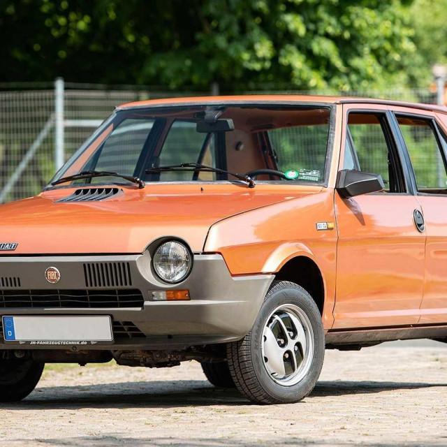 Fiat Ritmo 60 CL