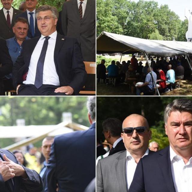 Obilježavanje Dana antifašističke borbe u Brezovici