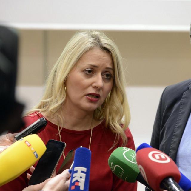 Ivana Pavić Šimetin i Krunoslav Capak