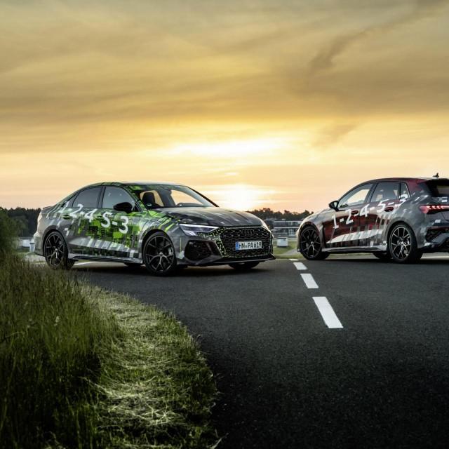 2022 Audi RS3 Sedan i Sportback