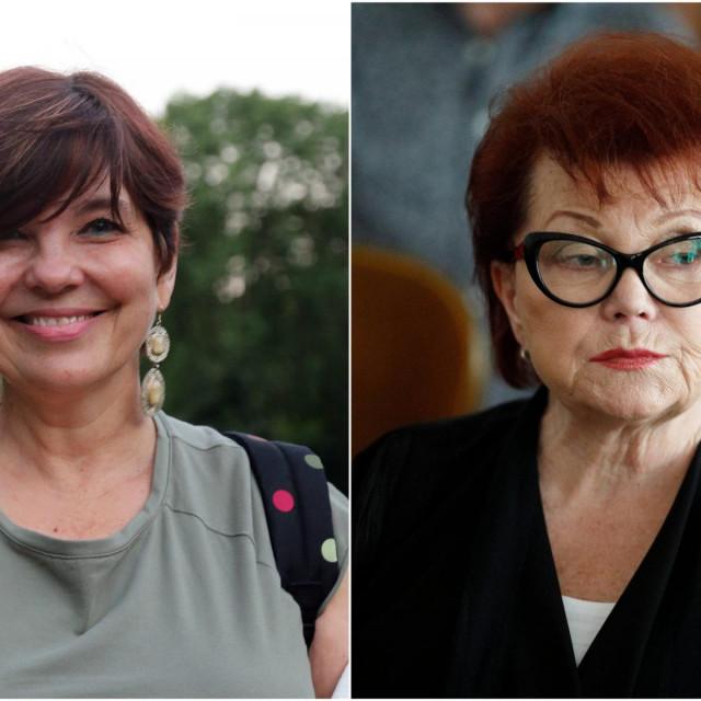 Karmela Vukov Colić, Zdenka Kovačićek