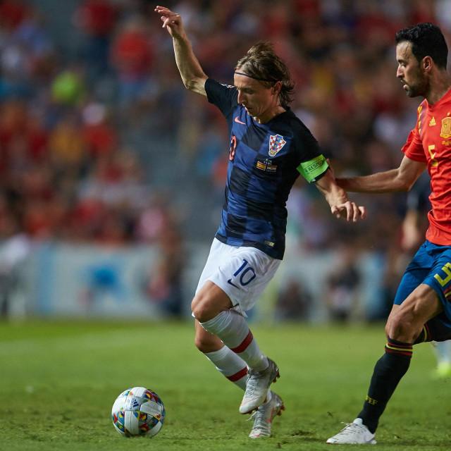Luka Modrić i Sergio Busquets opet će jedan na drugoga