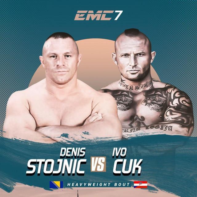 Denis Stojnić vs. Ivo Ćuk
