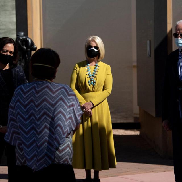 <strong>Cindy McCain i Joe Biden</strong>