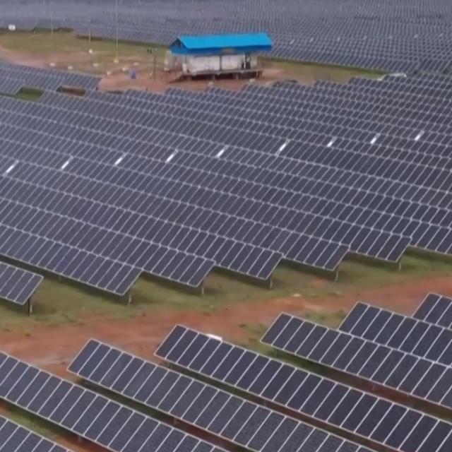 Projekt po uzoru na ovaj iz Toga tvrtka AMEA Power gradi diljem Afrike