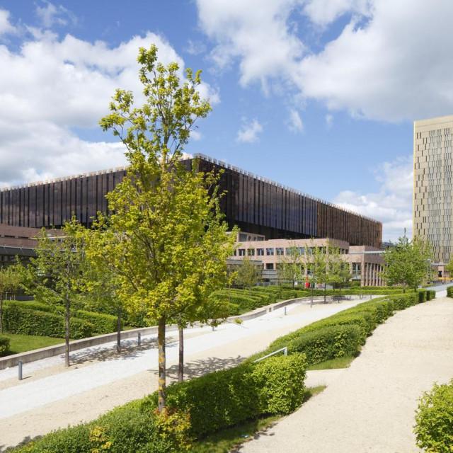 Zgrada Suda EU u Luxembourgu