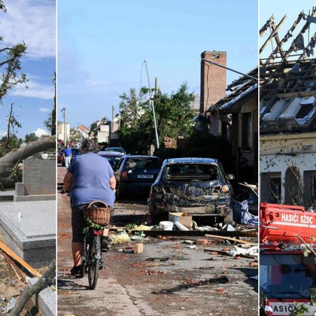 Tornado u Češkoj