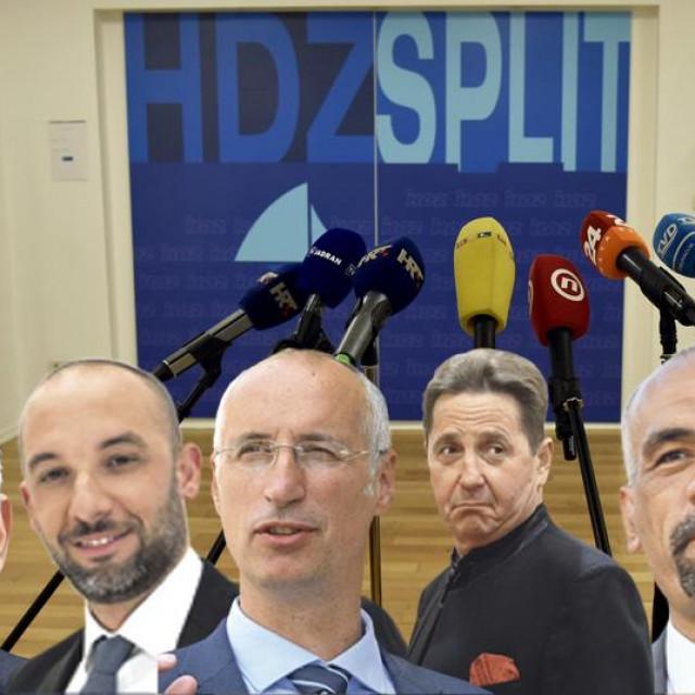 Svi protiv HDZ-a u Dalmaciji