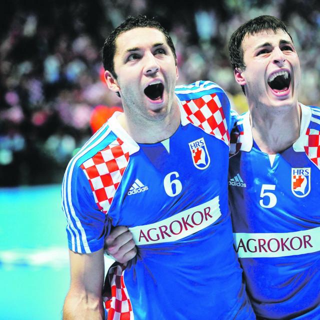 Blaženko Lacković i Domagoj Duvnjak