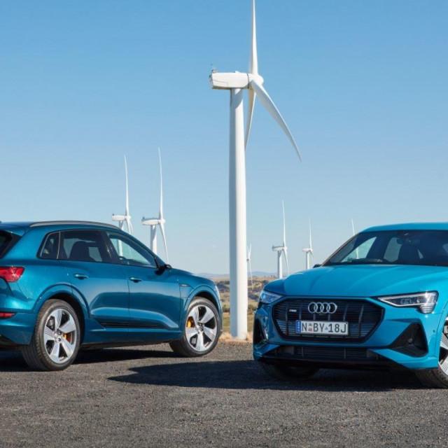 Audi E-tron i E-tron Sportback