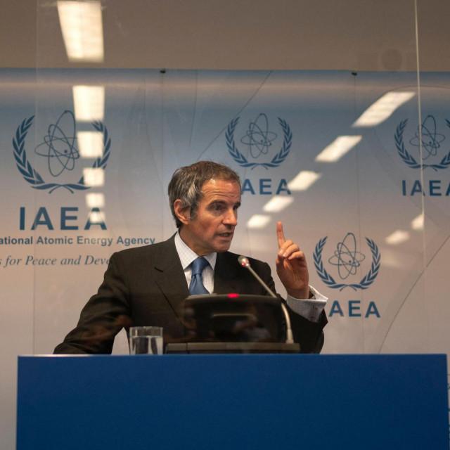 Rafael Grossi, šef IAEA