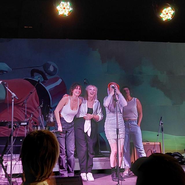 Atmosfera na Femme nouvelle festivalu u Zagrebu