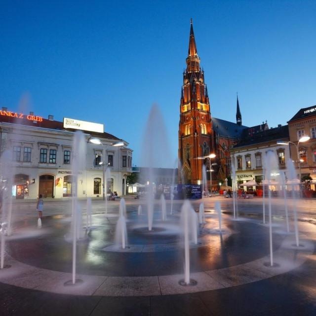 Osijek, ilustracija