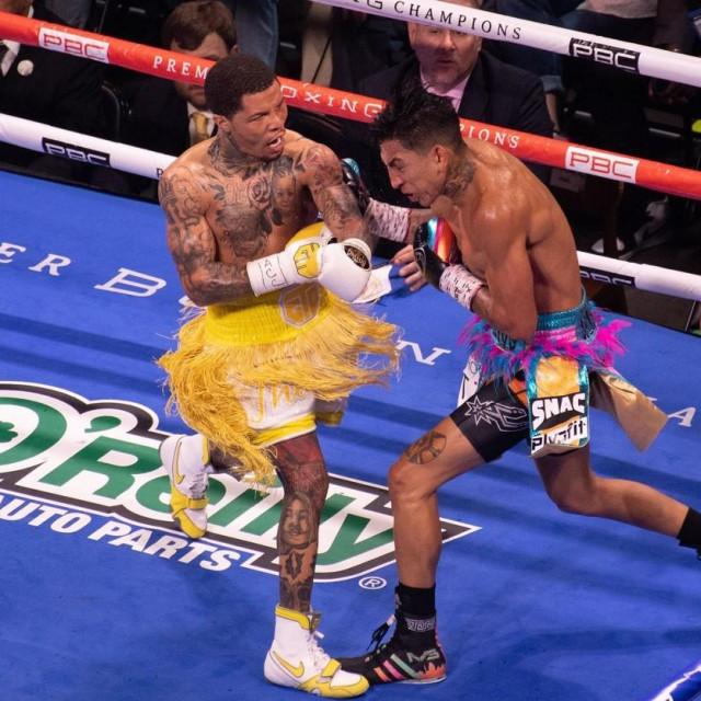 Gervonta Davis vs. Mario Barrios