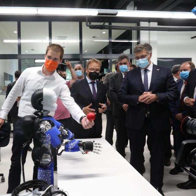 Regionalni centar izvrsnosti za robotske tehnologije