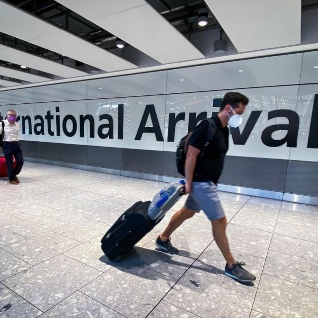 Aerodrom Heathrow u Londonu
