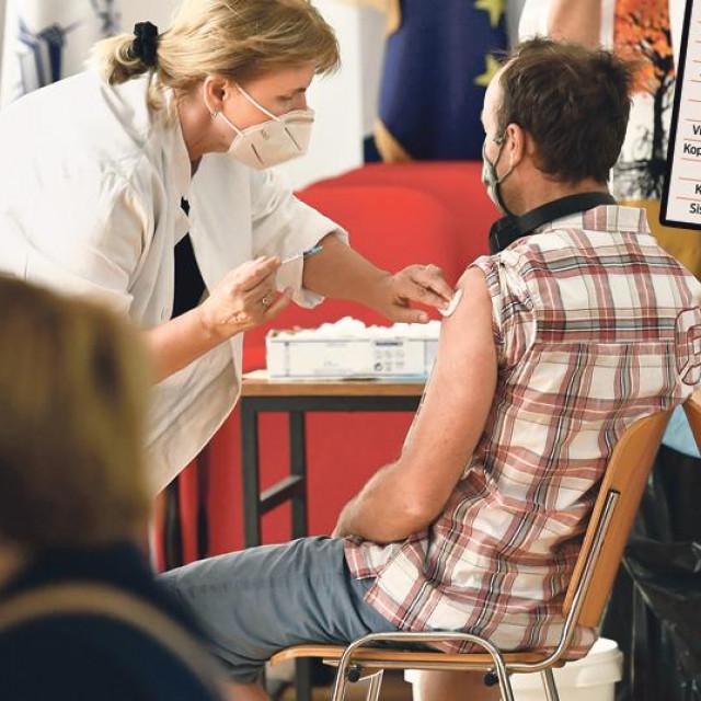 Cijepljenje u Hrvatskoj