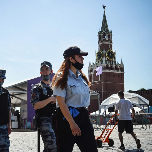 Ruska policija/Ilustracija