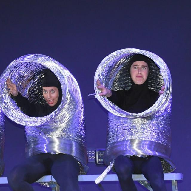Silver Dance Company nastup na Šibenskim dječjem festivalu