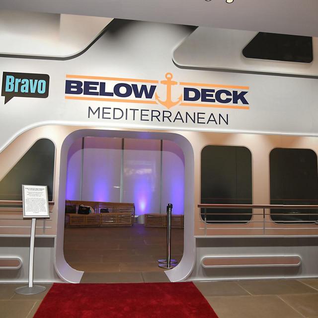 'Below Deck Mediterranean'