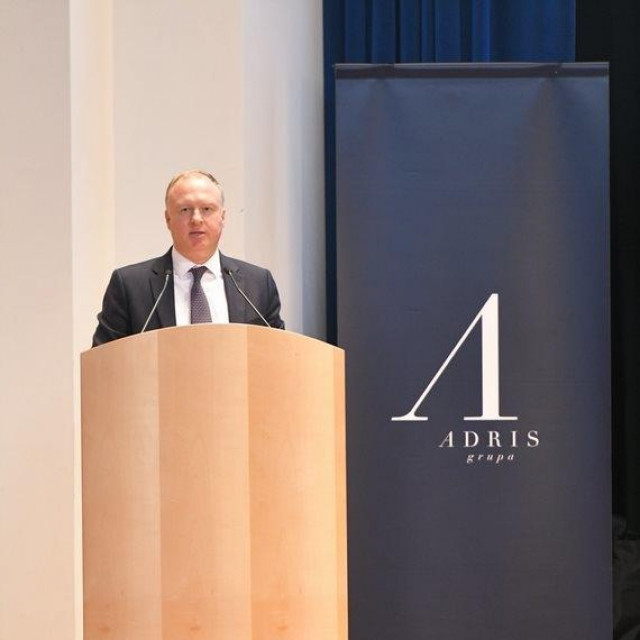Marko Remenar, predsjednik Uprave Adrisa