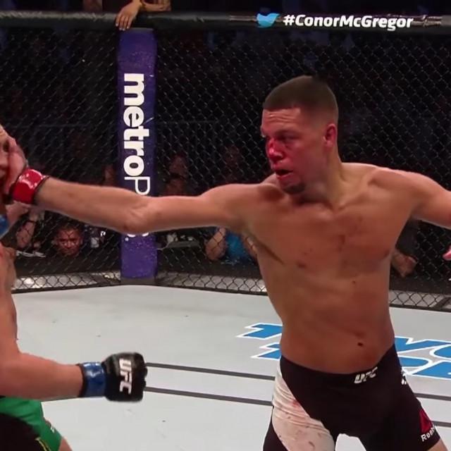 McGregor vs. Diaz