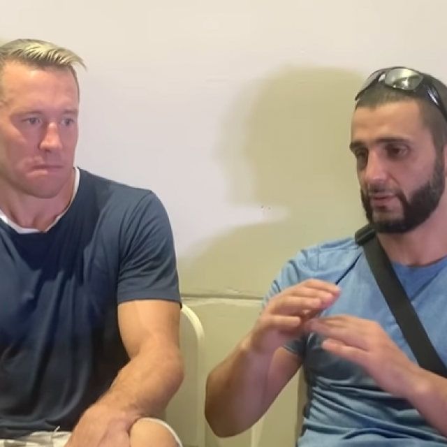GSP i Firas Zahabi