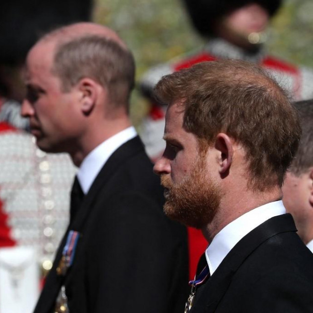 Britanski prinčevi William i Harry