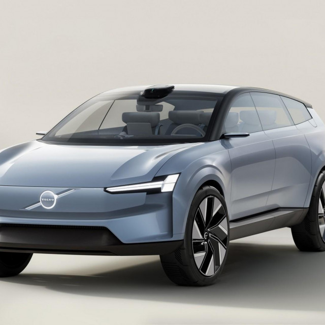 Volvo Recharge koncept