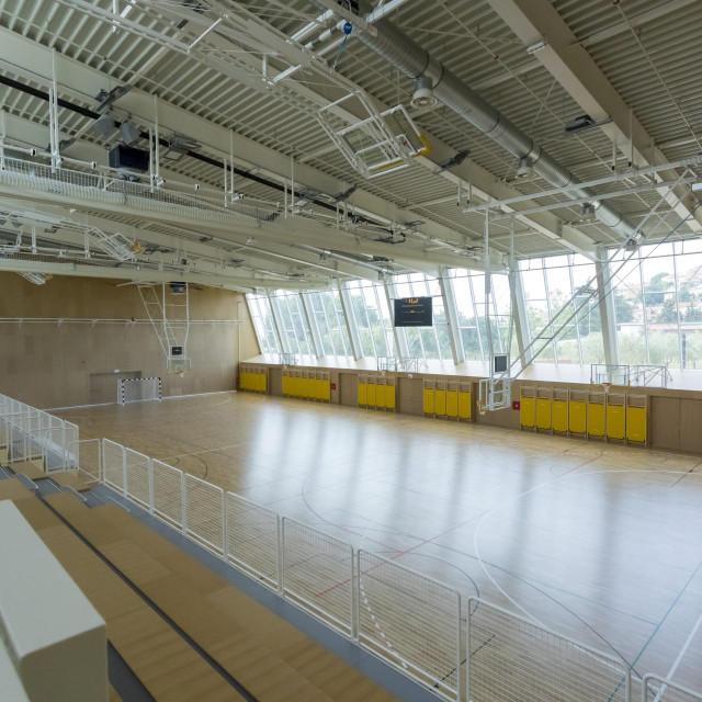 Nova sportska dvorana u Vrsaru