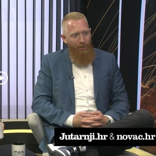 Tomislav Car i Nikola Kapraljević