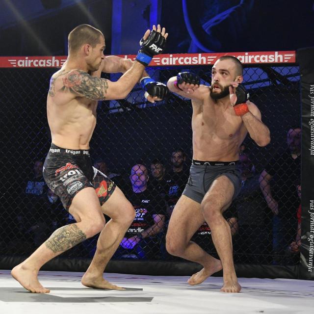 Daniel Bažant i Nino Škrijelj (Armagedon 1 finale)