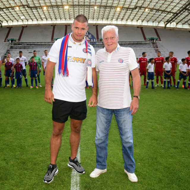 Petar Milas i Ivo Bego