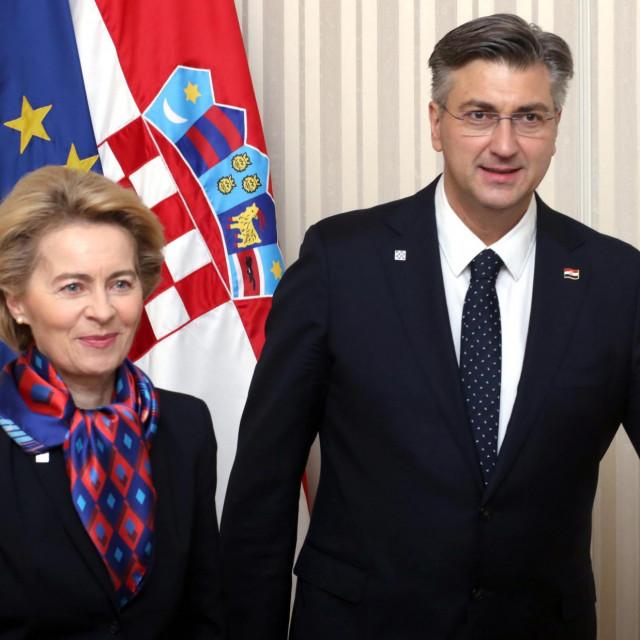 Von der Leyen dolazi u Zagreb, donosi odobreni Plan oporavka i otpornosti težak više od 47 milijardi K_11670663_640