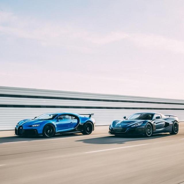 Rimac Bugatti