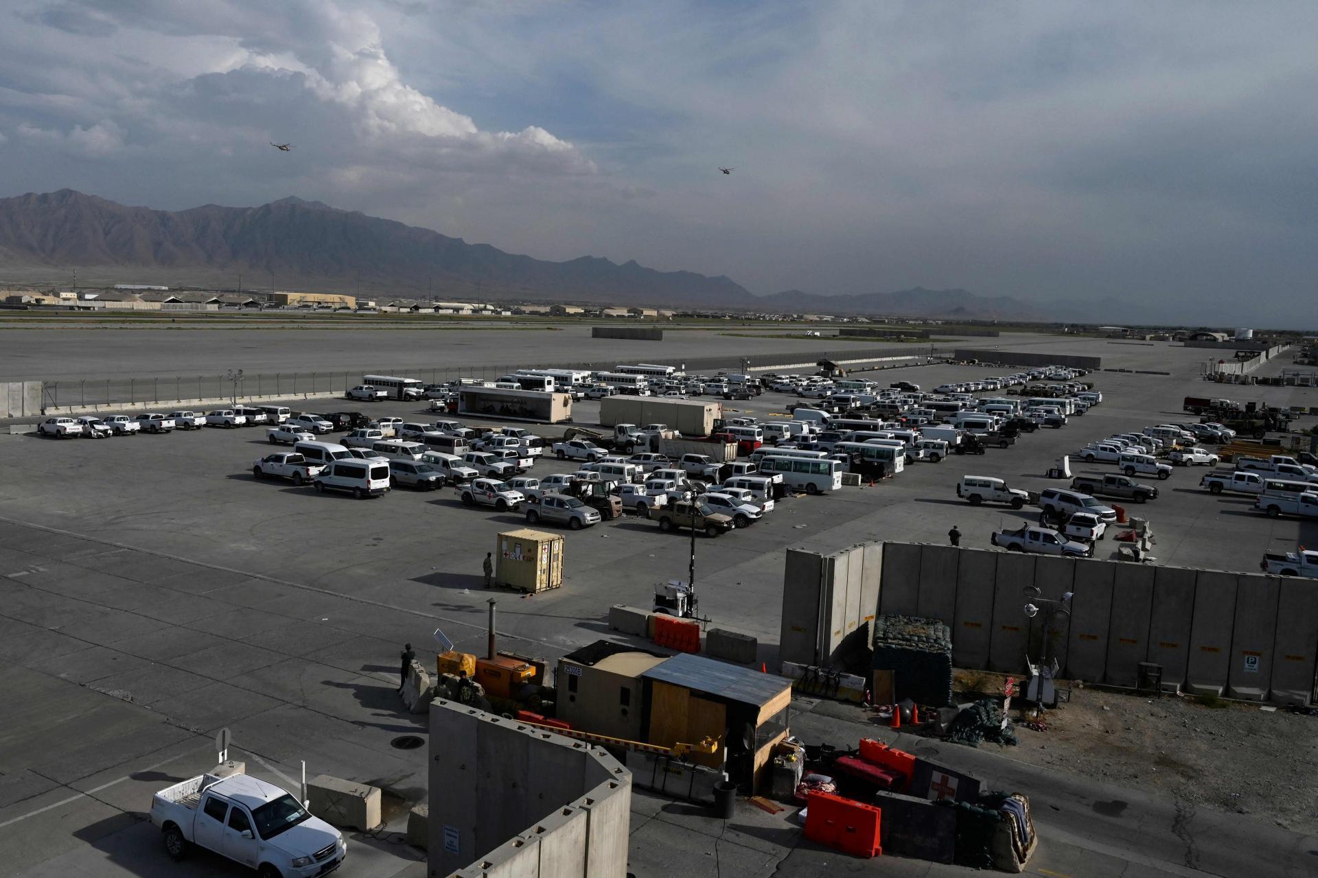 Talibani zauzeli barem 28 okruga, američke snage nastavljaju s povlačenjem 11674059