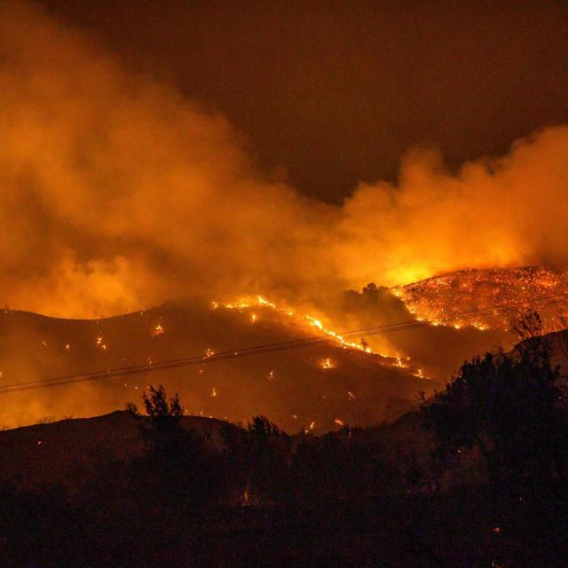 Požar na Cipru