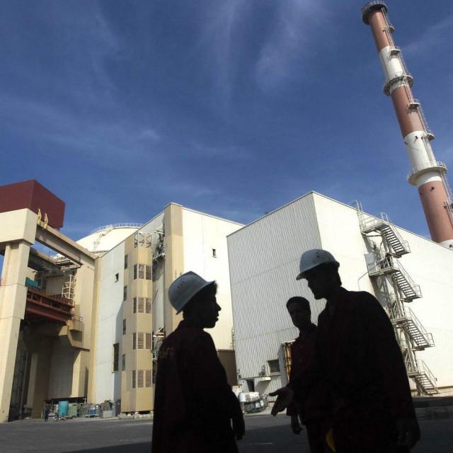 Reaktor u Iranu