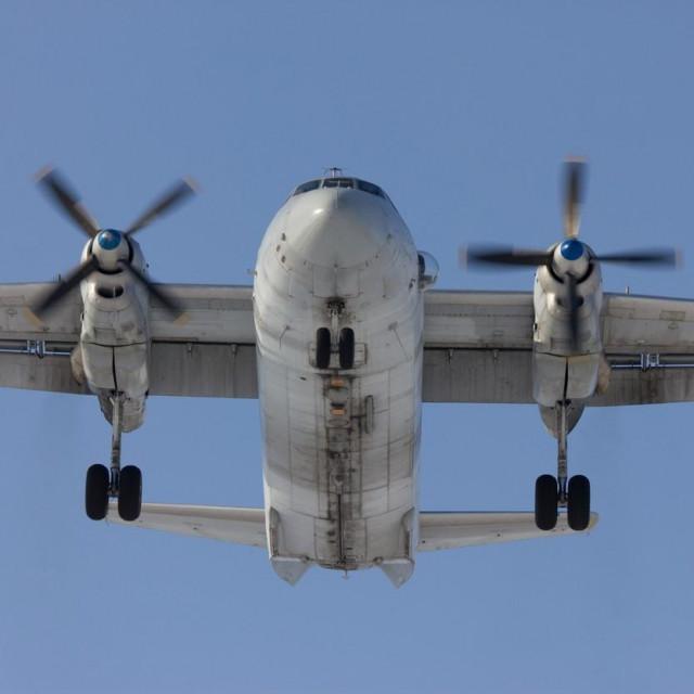 Aircraft An-26/Ilustracija