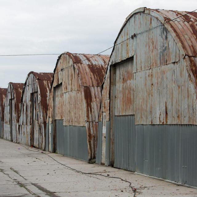 Improvizirani sabirni logor u vukovarskom Veleprometu