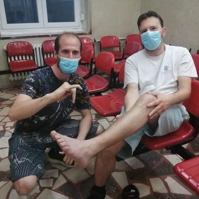 """Ožegović i Kulenović, io ekipe """"Crno-bijelog svijeta"""" završio na hitnoj nakon kobne utakmice"""